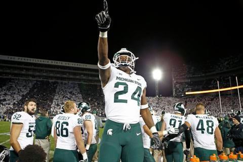 2YFIT3GPIQI6RLIKBYA67OR4YE - College football winners and losers: Michigan State offers a familiar look in knocking off Penn State