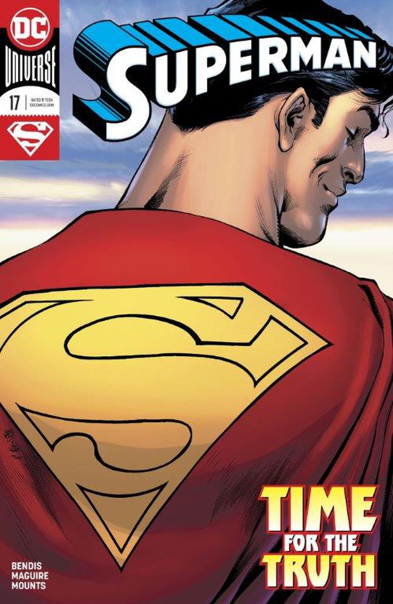 superman 17 cover