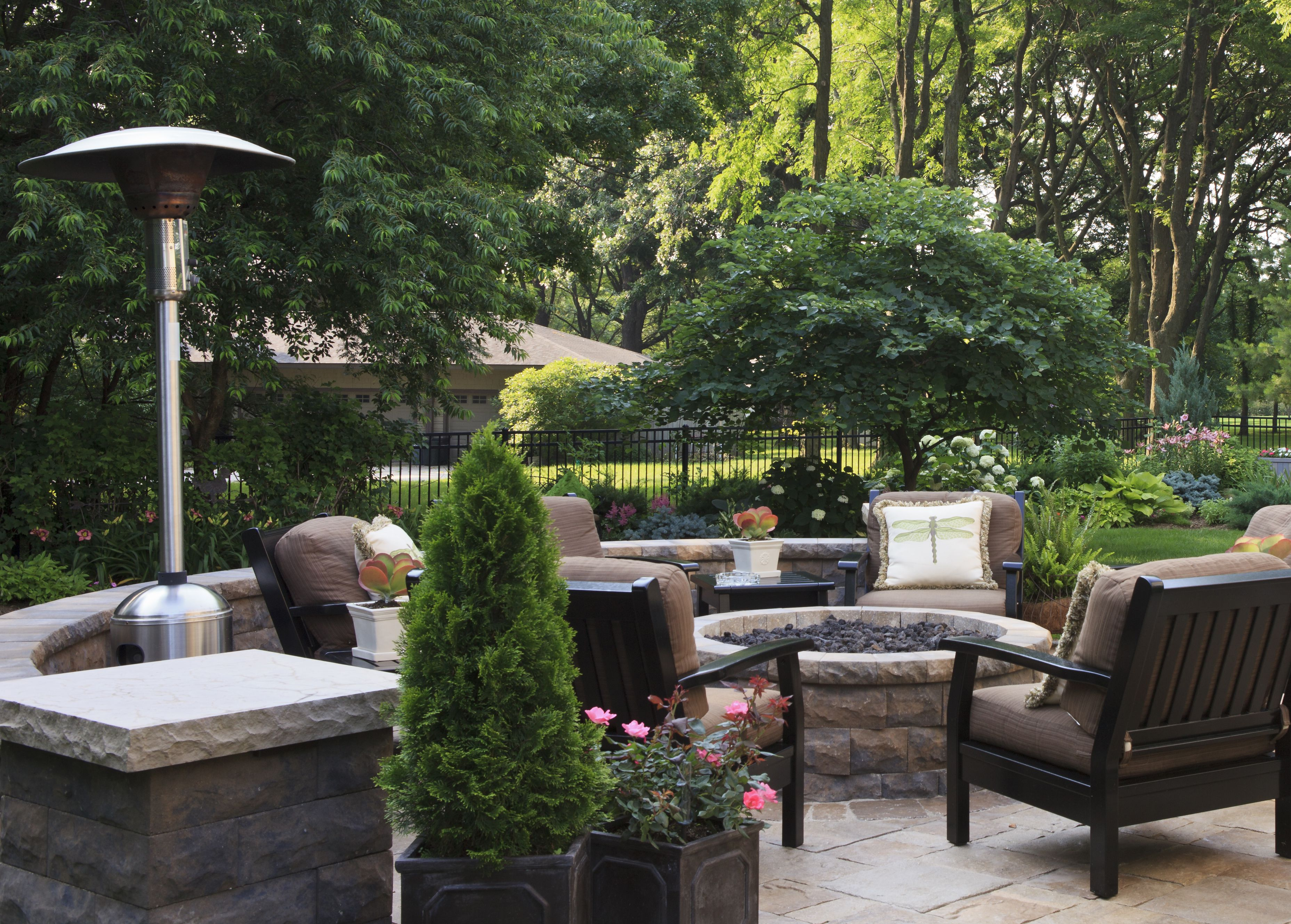 how to warm your patio or porch the
