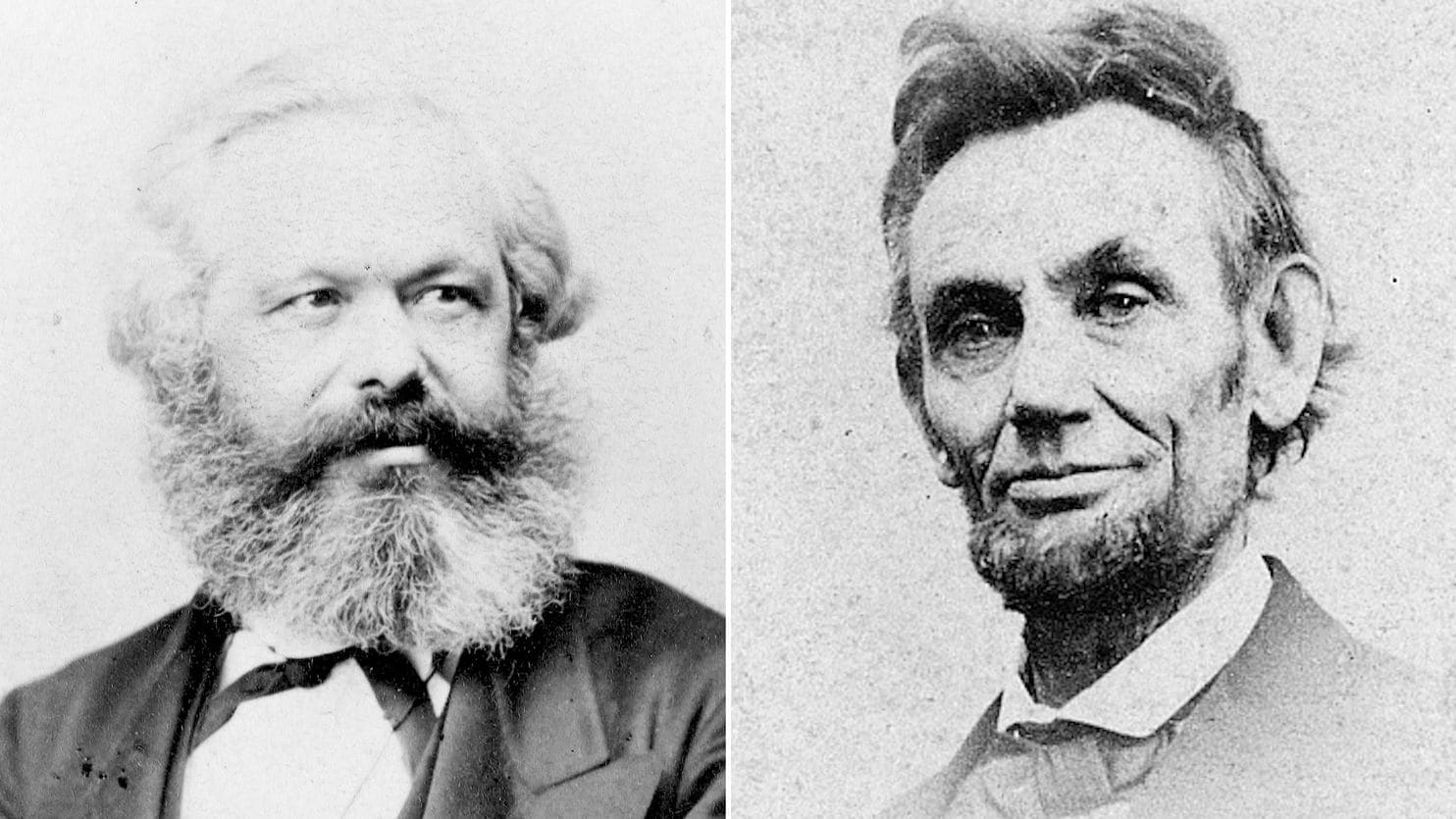 Abraham Lincoln Karl Marx Influenced His Opposition To