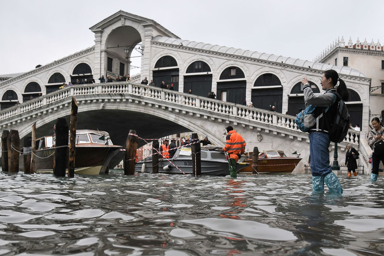 7 Venice Tourist Sites Damaged By Historic Flooding The