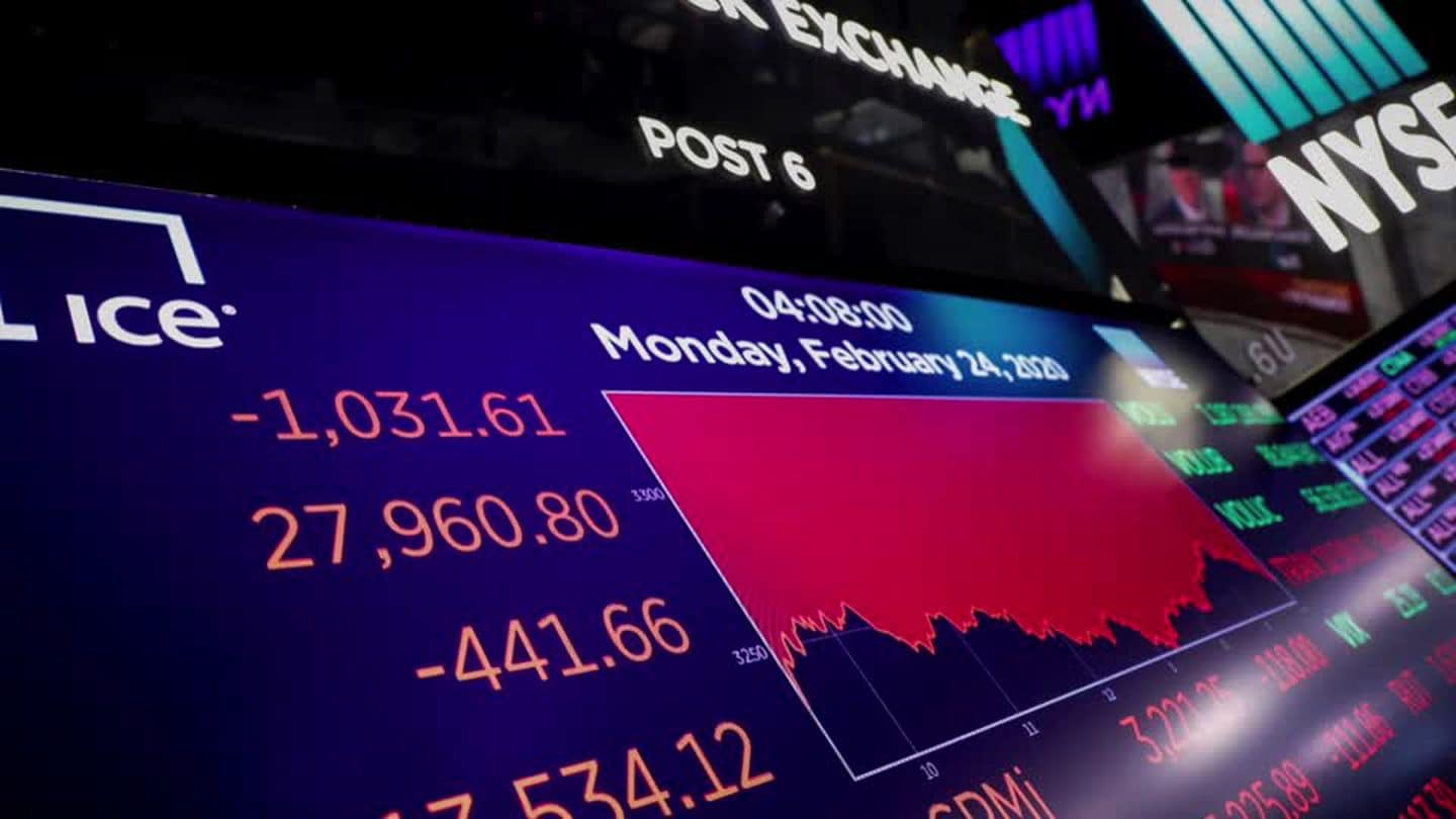 Global stocks extend slide on coronavirus fears as U.S. markets ...