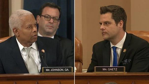 Rep. Matt Gaetz criticized Hunter Biden for his addiction. Then he got called out for his own DUI arrest.