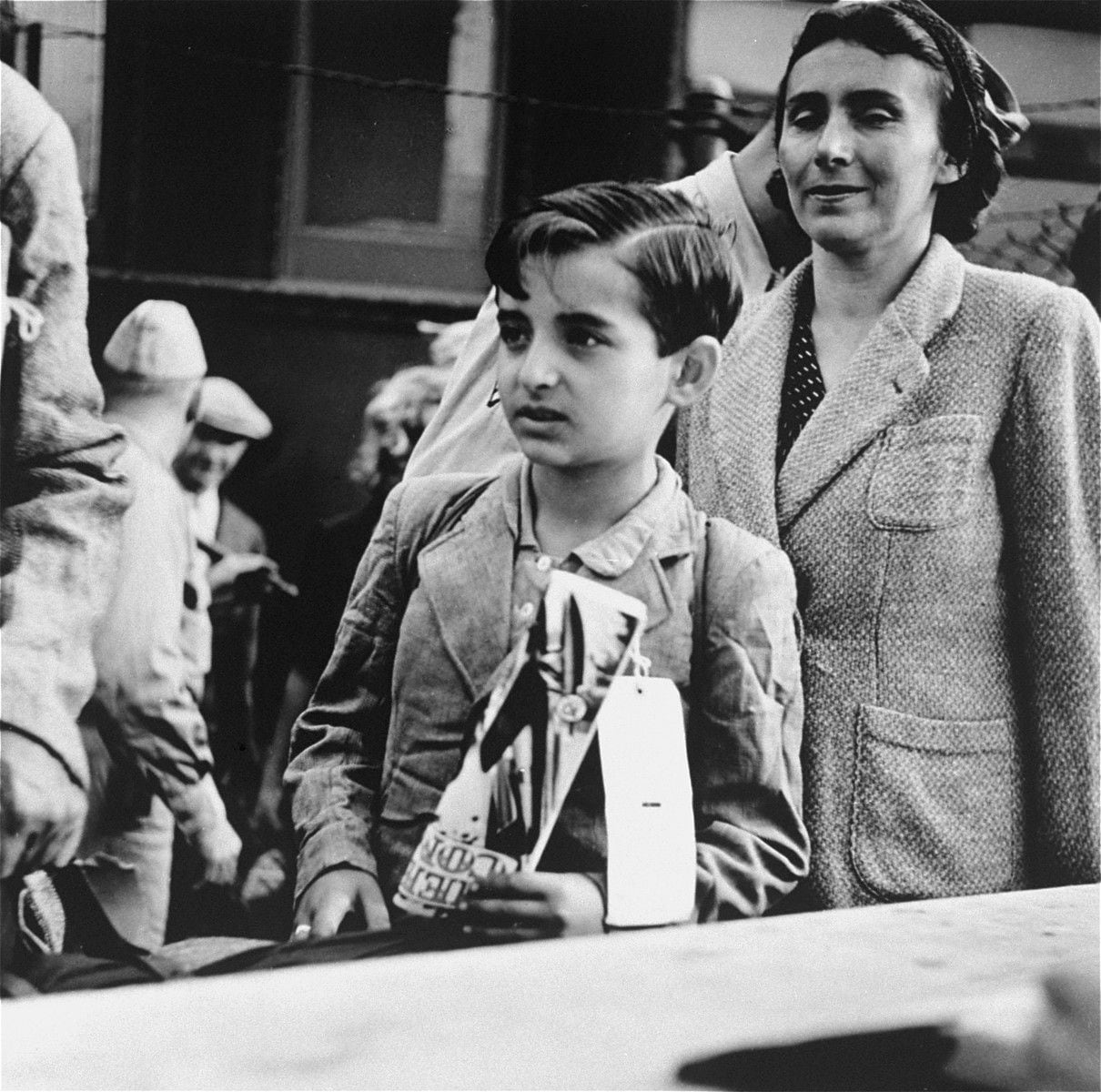 Holocaust Remembrance Day How Jews Fleeing Nazis Became