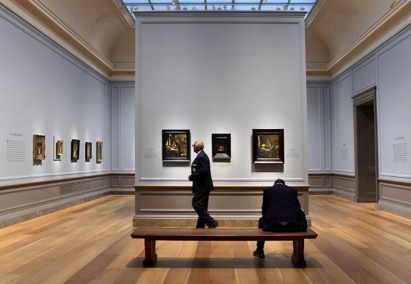 Guards National Of Art Complain Hositle Work Environment - Washington Post
