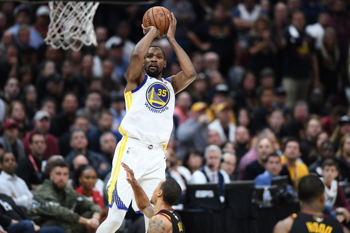 NBA Finals Durant leads Warriors past Cavaliers LeBron James in Game 3  The Washington Post