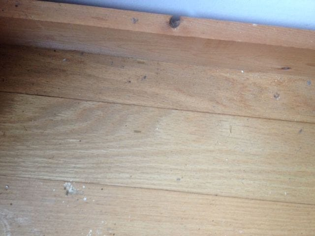 How To Fix A Bad Stain Job On Wood