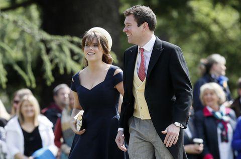 Fanfare Roter Samtkuchen Fur Prinzessin Eugenies Hochzeit