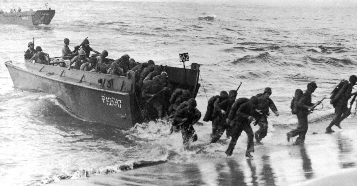 D Day How Technology Helped Win The Normandy Invasion And