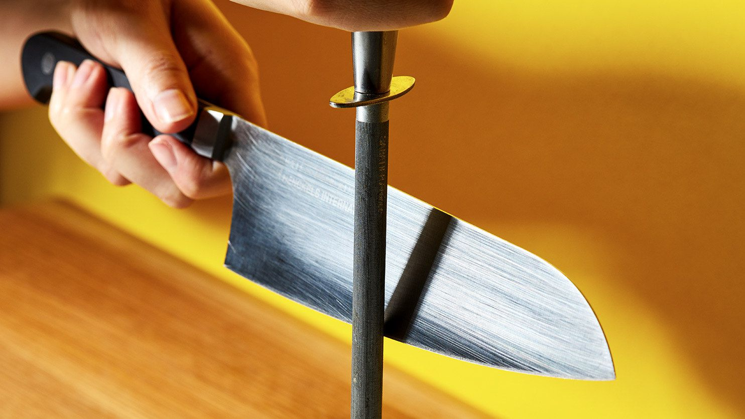 good kitchen knives samsung appliance reviews how to sharpen your the washington post stacy zarin goldberg for