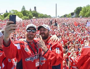 OZOABWKNYE4MHEE5FDO5SDKFOU - To win 'back-to-back' Stanley Cups, Capitals know slow start could be costly