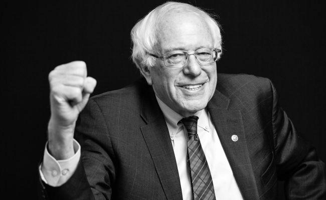 Bernie Sanders Says He Has No Idea How His Campaign Got