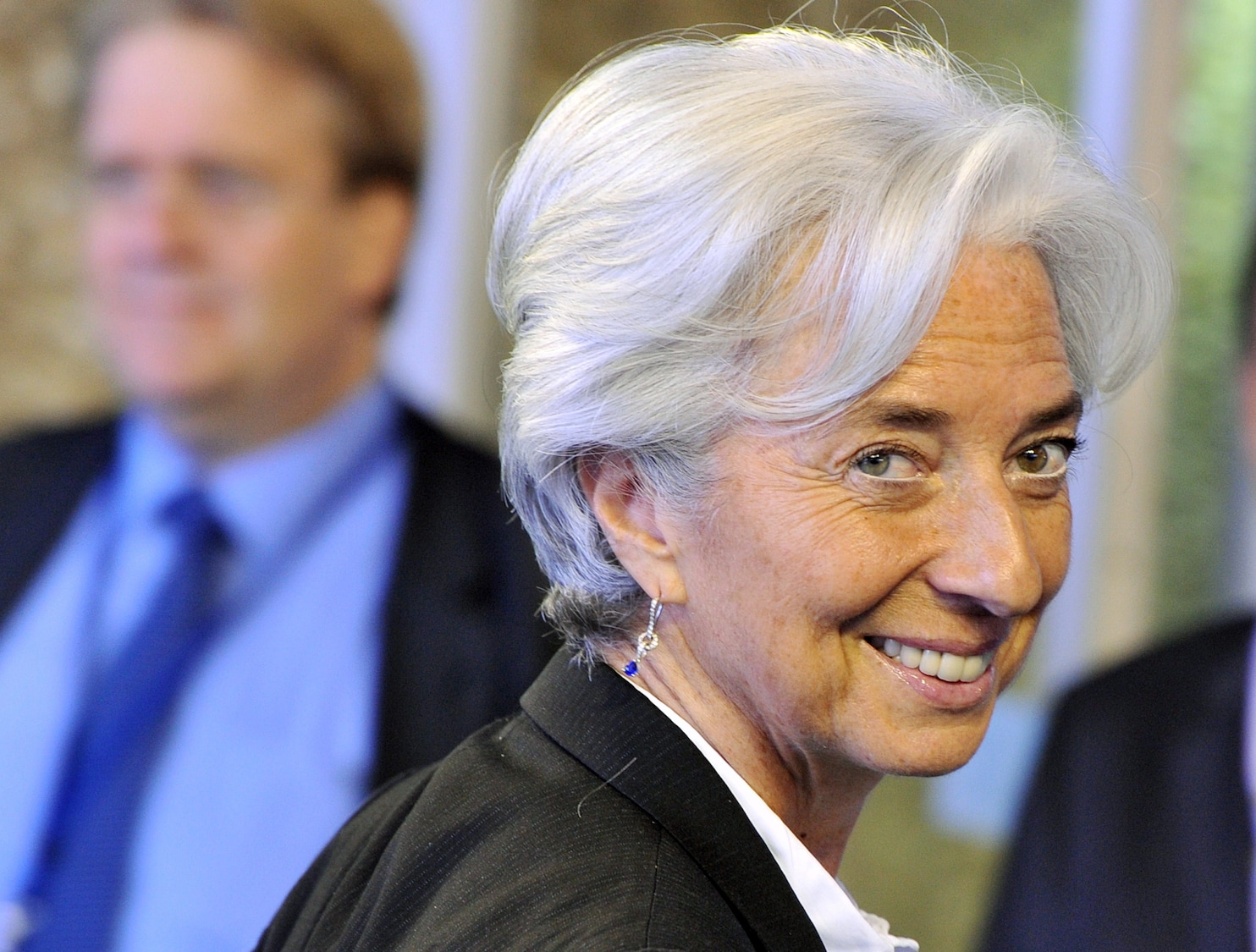 Christine Lagarde Biography - Year of Clean Water