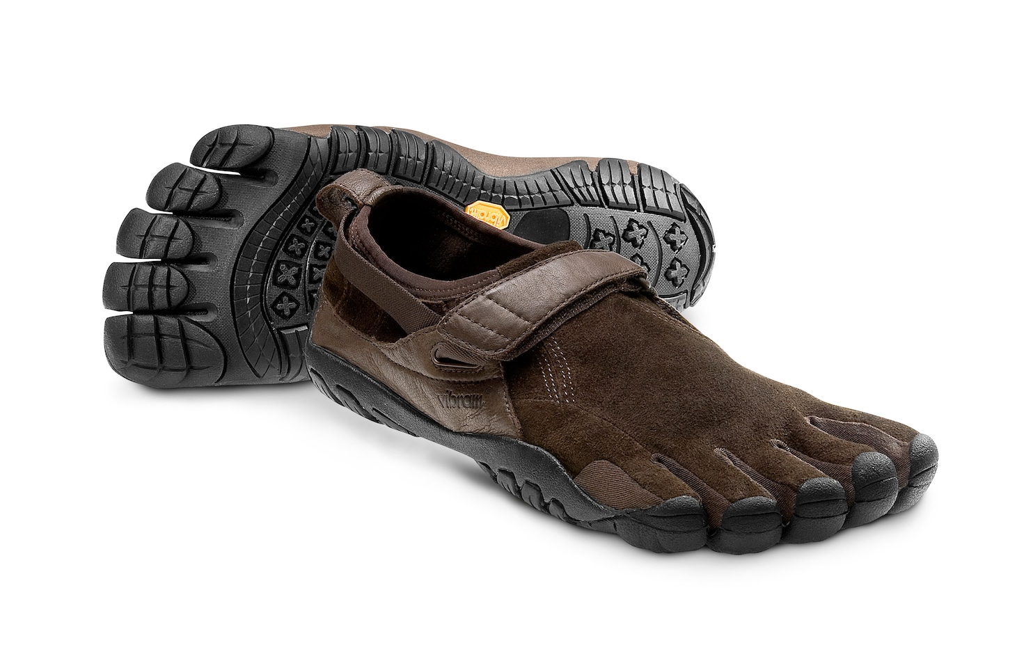 Shoes with Individual Toes