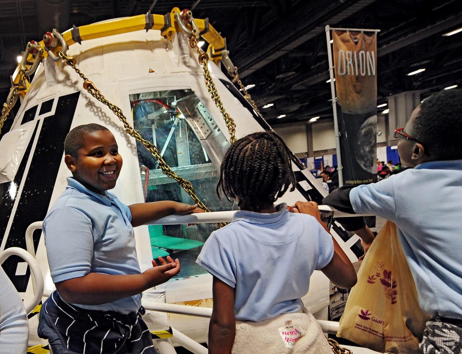 National Science Fair Aims Breathe Life