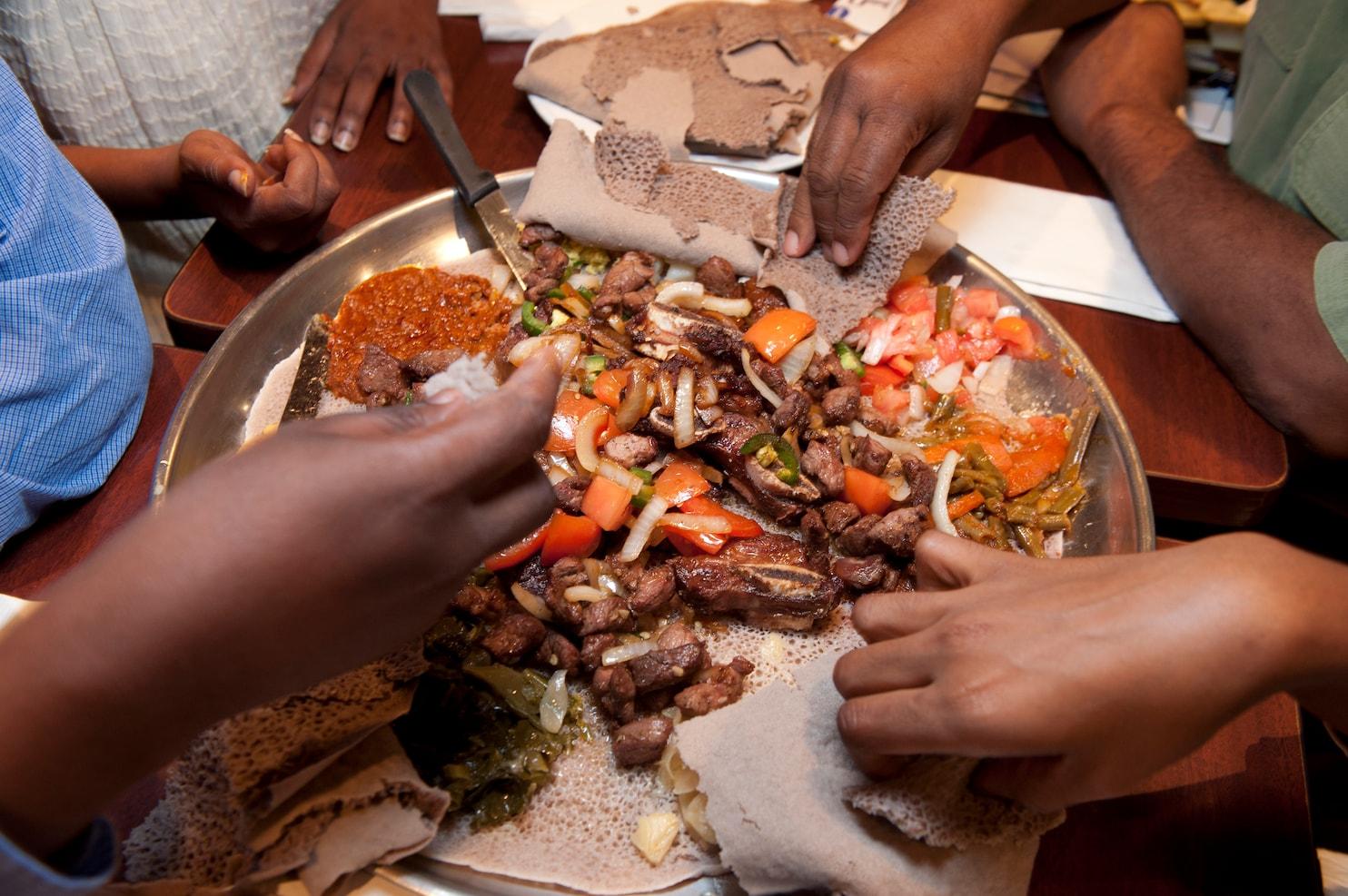 As Americans embrace Ethiopian cuisine its farmers grow more teff  The Washington Post
