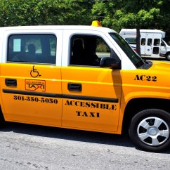 Wheelchair Cab Office Chair Arm Covers Depot Metroaccess Riders Could Start Taking D C Taxis Under New