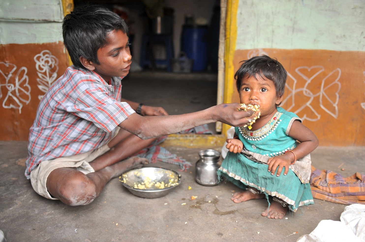 India wakes up to child malnutrition shame begins to