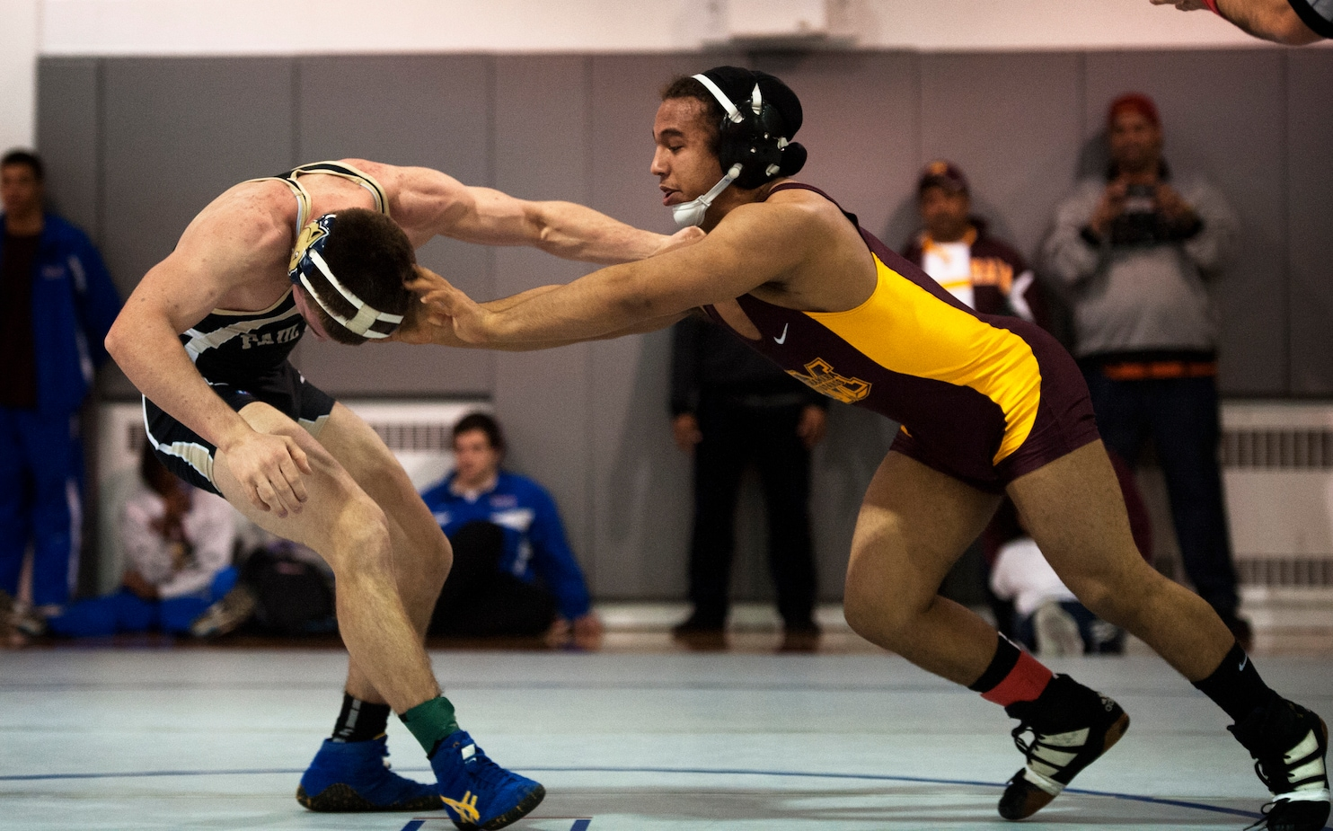 Wrestling Rankings Good Counsel Robinson Start Top - Washington Post