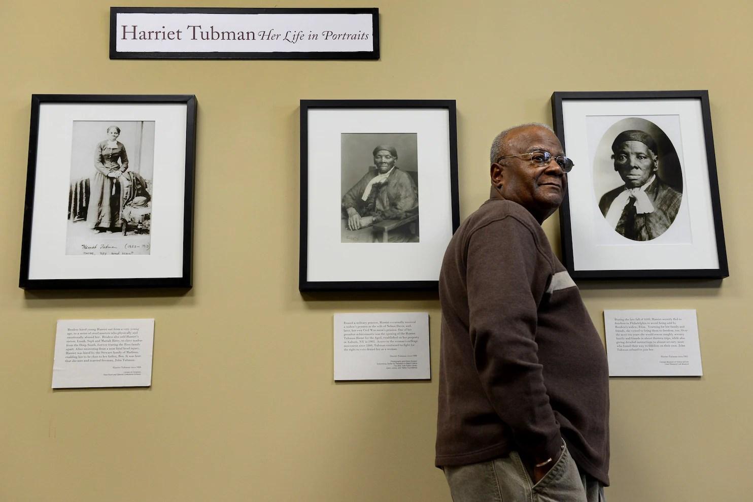 A century after Harriet Tubman died [ 989 x 1484 Pixel ]