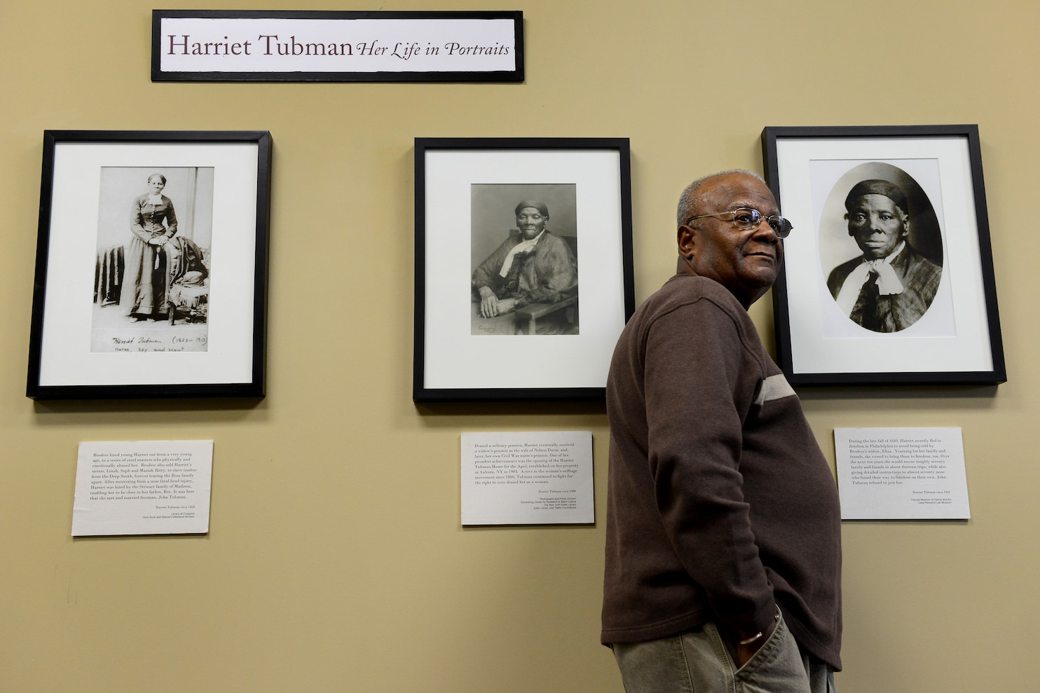 hight resolution of A century after Harriet Tubman died