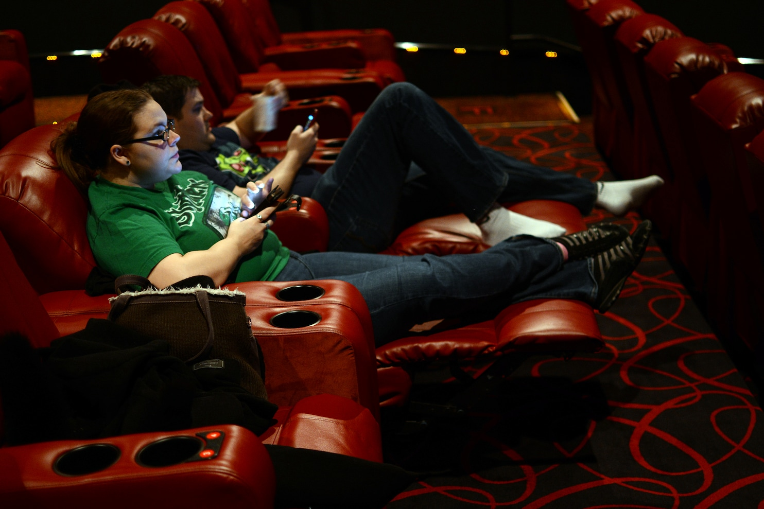 AMC Courthouses cushy recliners reflect the future of movie theaters  The Washington Post