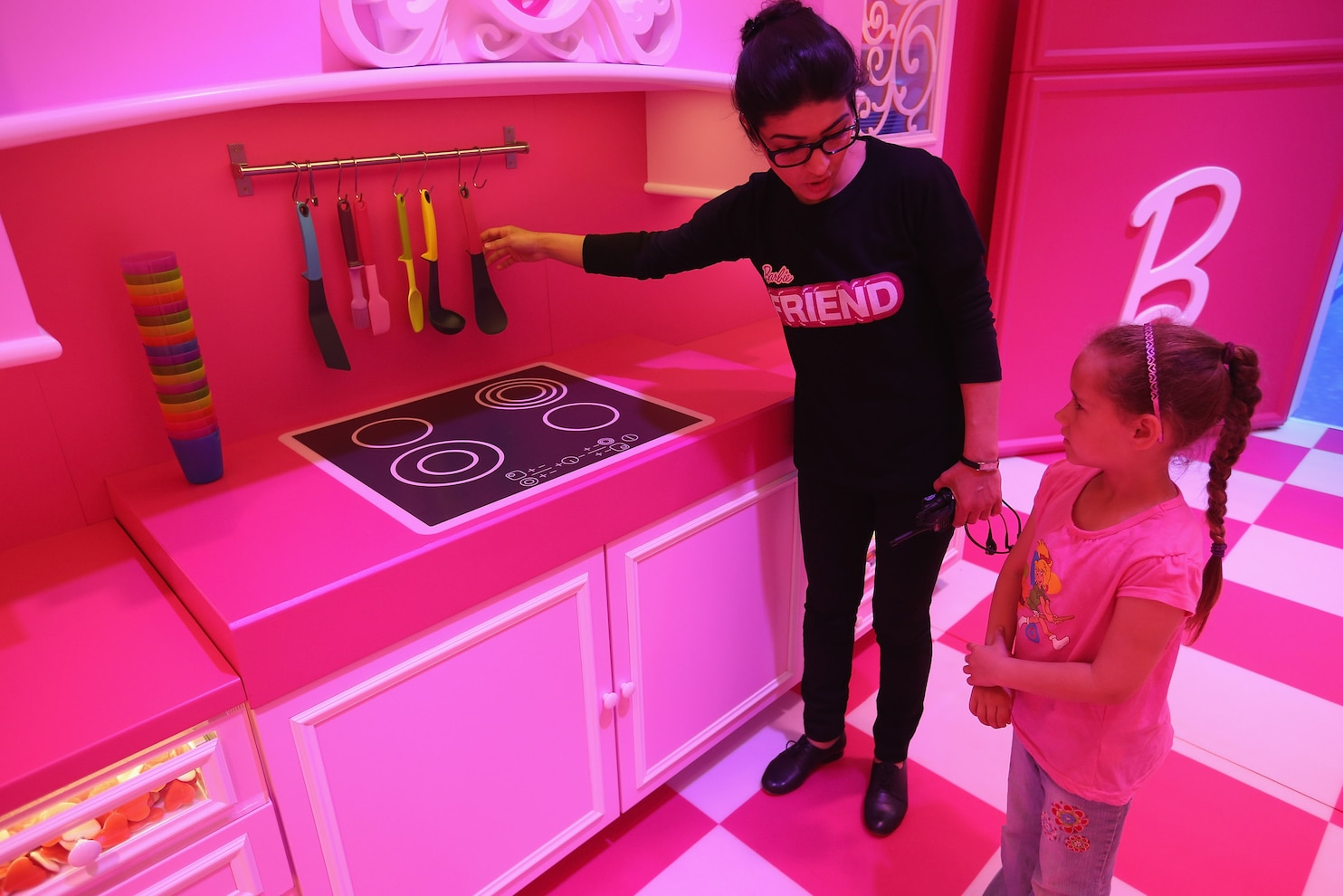 Barbie gets lifesize Dreamhouse  The Washington Post
