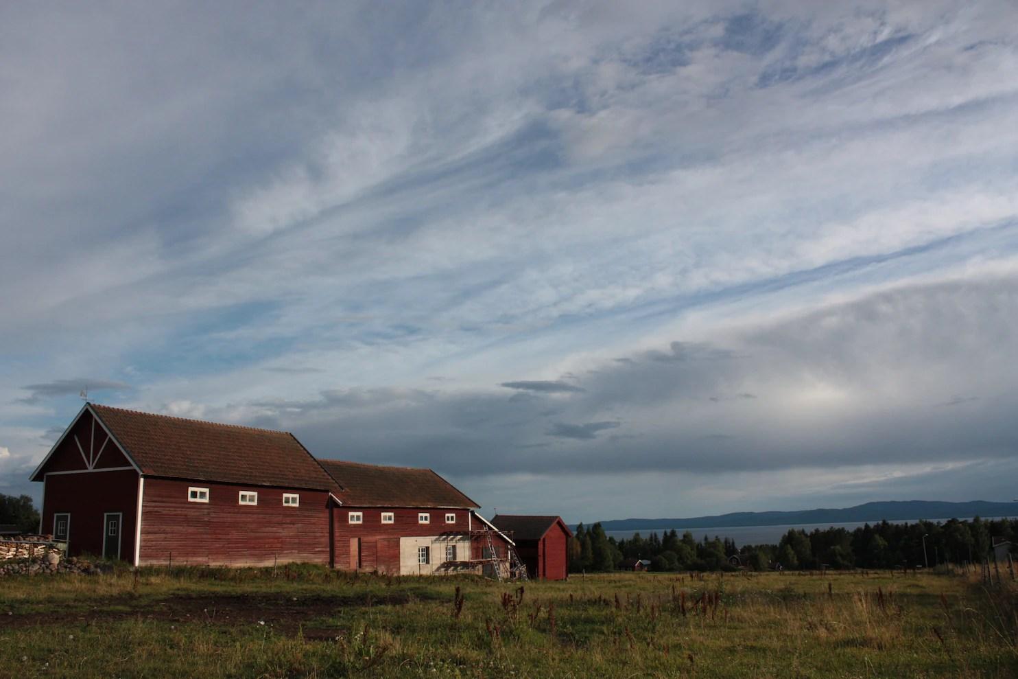 In Dalarna a bit of America in Sweden  The Washington Post