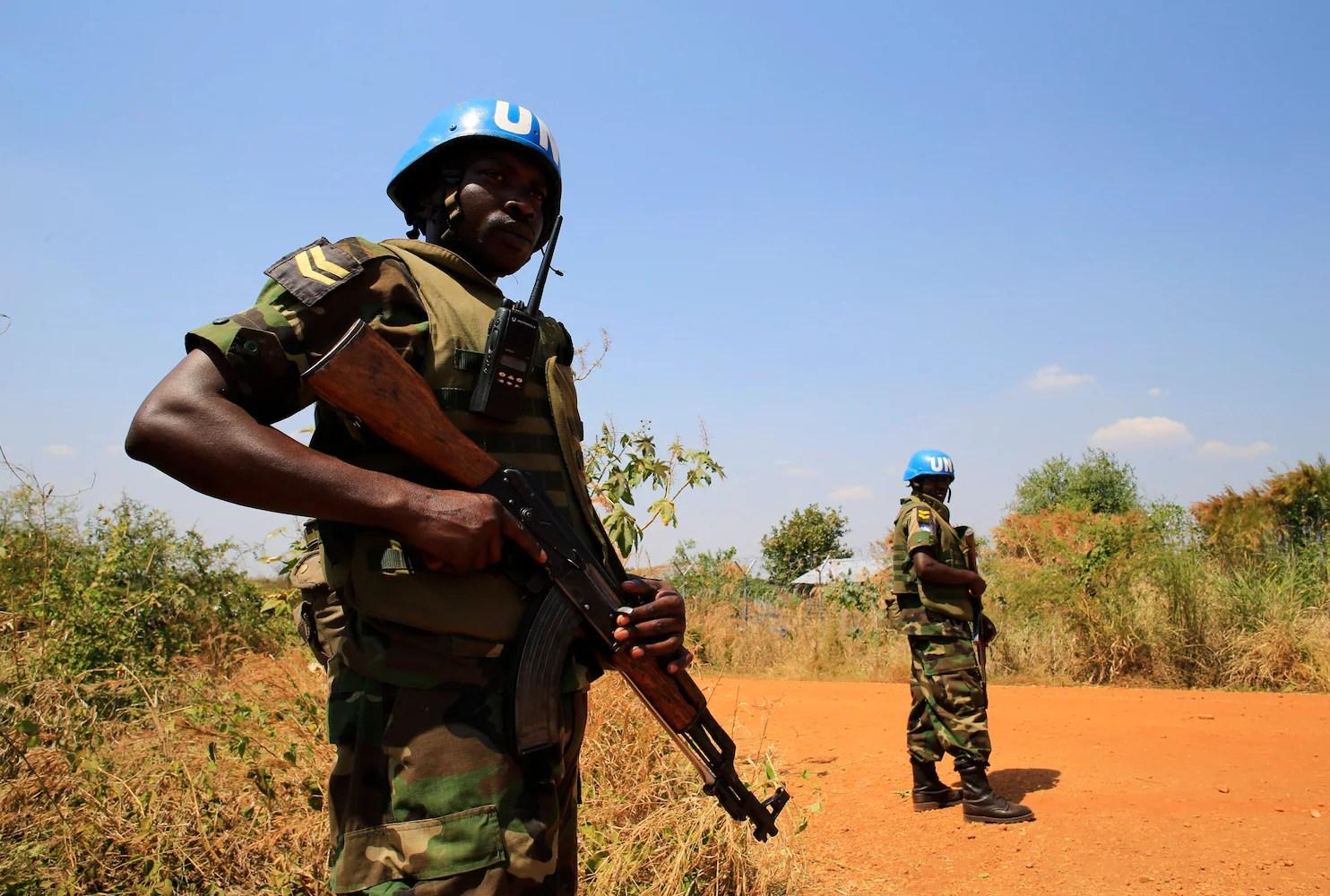 In South Sudan ethnic attacks spark fears of civil war