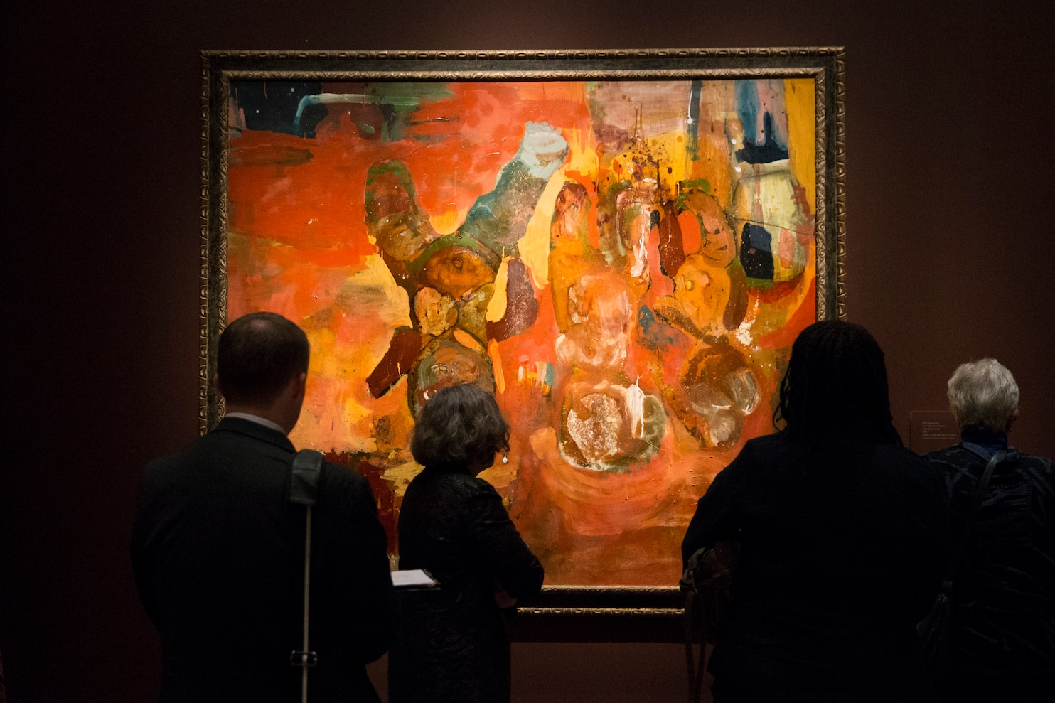 Conversations Museum African Art Outshines Cosby