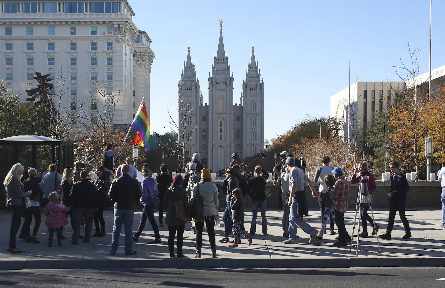 Mormon and Gay The churchs new message is that you can