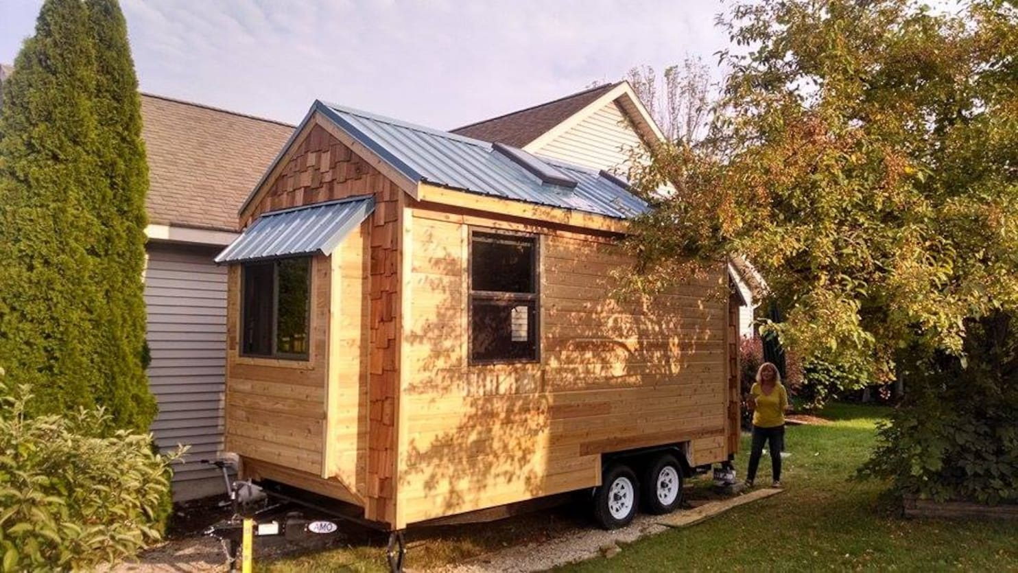 College Student Tiny House