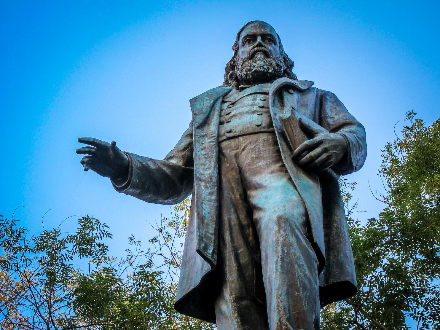 Why Is Confederate General Albert Pike Memorialized At
