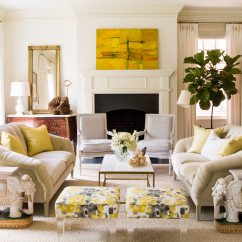Neutral Paint Colors For Living Room 2016 Wall Color Ideas With Dark Furniture The Right Whites Picking Both Walls And Designer Lauren Liess Likes To Pair Benjamin Moore S Swiss Coffee On Seashell Trim Shown Here In A Washington Helen Norman