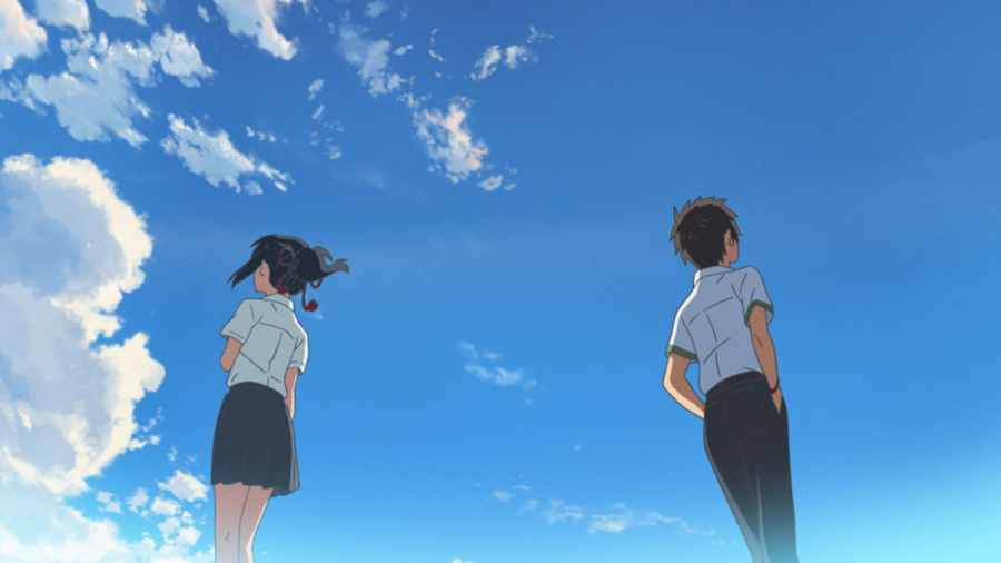 \u201cYour Name,\u201d a supernatural tale about a pair of teens whose bodies repeatedly switch in their dreams, is the highest-grossing anime film ever.