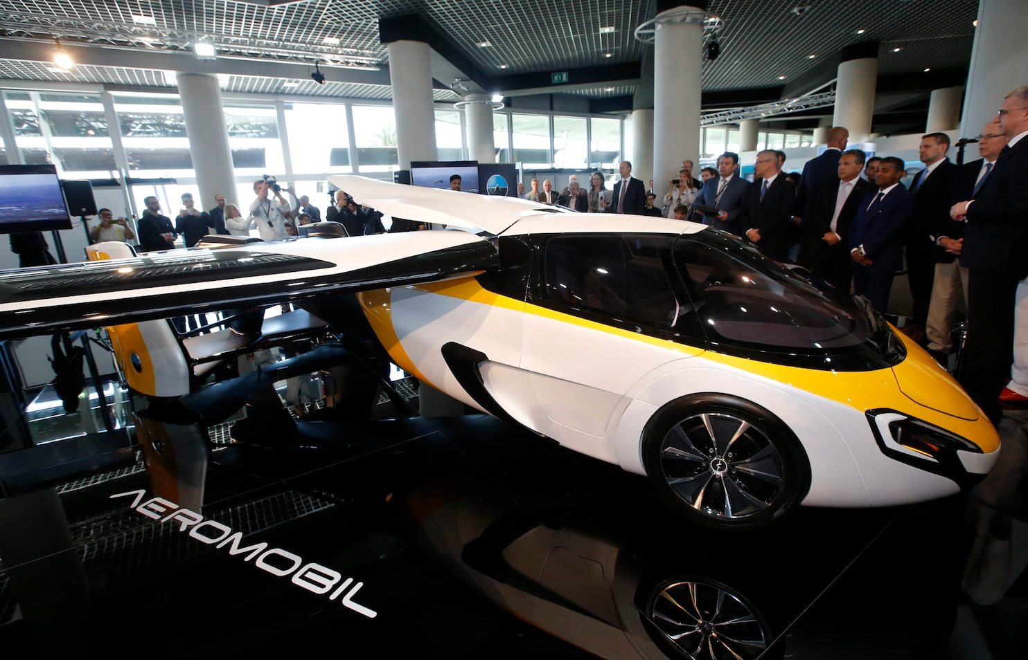 are flying cars for