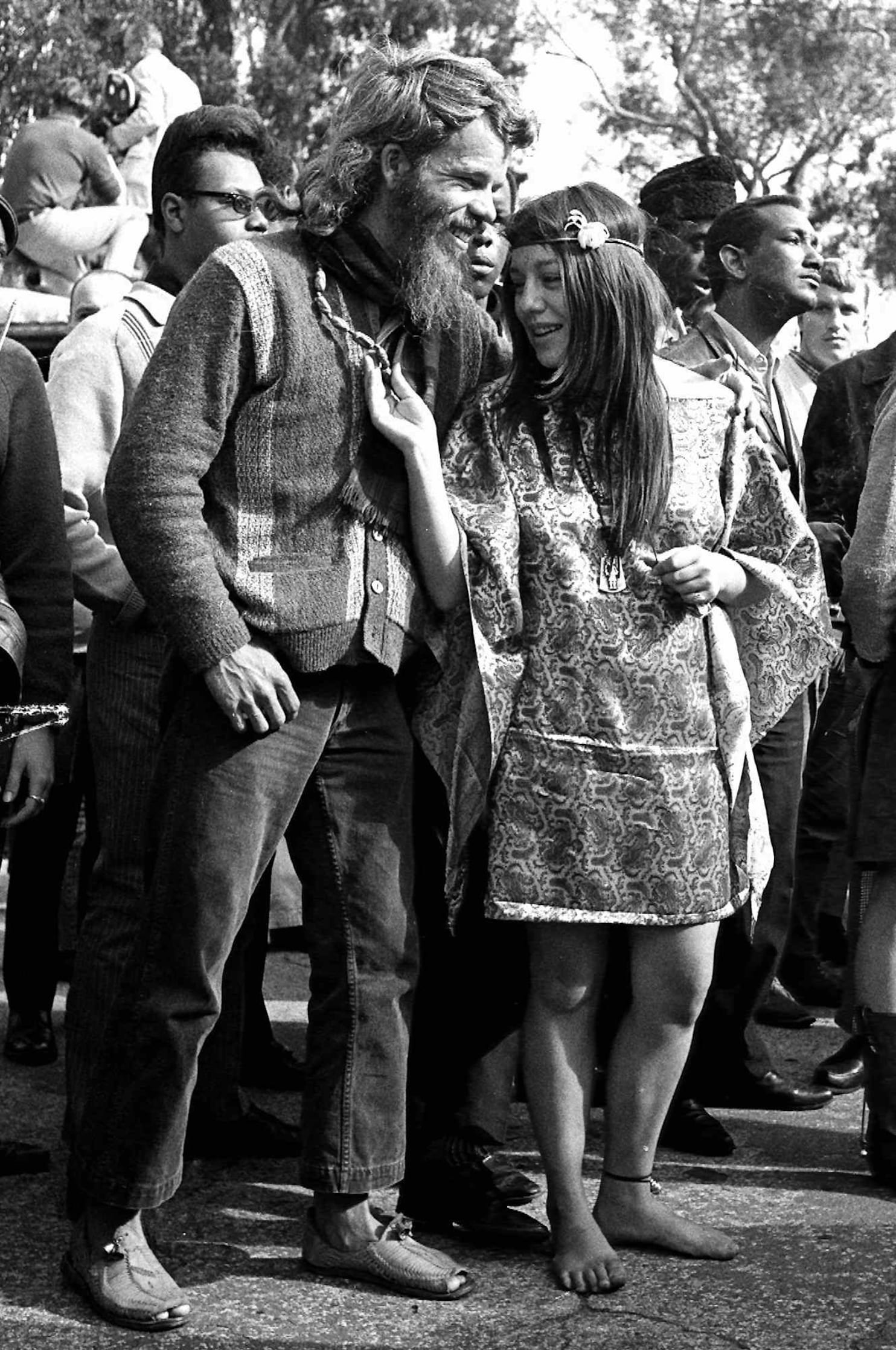 Summer of Love 1967 San Francisco