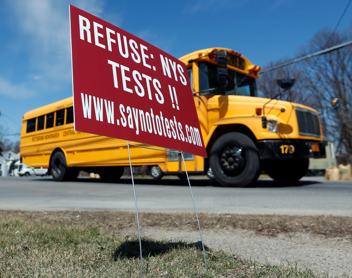 Movement Opt Of Common Core Tests Big