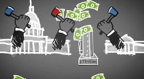 Watch this animation by The Washington Post to find out how our government ended up on the verge of a shutdown.