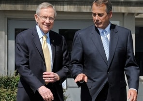 Government shutdown:Democrats and Republicans have so far failed to reach an agreement on the 2011 federal budget, increasing the likelihood of the first government shutdown in more than 15 years.