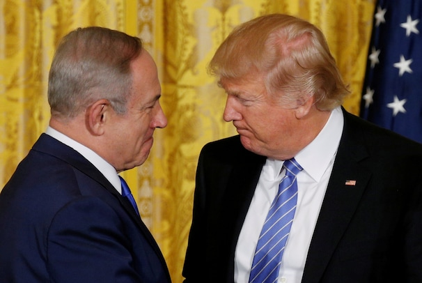 A toxic rift opens between Democrats and Israel after the nation refuses entry to two members of Congress