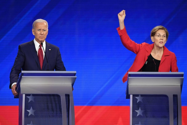 November debate thresholds will imperil several more Democratic presidential campaigns