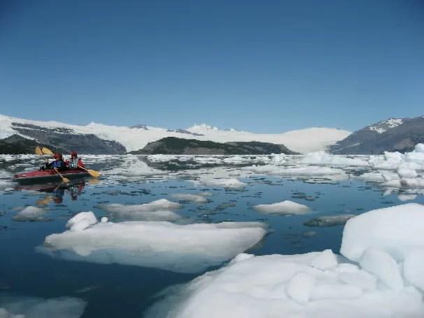 File: Icy Bay, Alaska. Credit: Jon Tigar