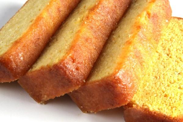 Passion Fruit Pound Cake The Washington Post
