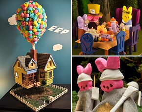 Video: Finalists in the Washington Post Peeps Diorama Contest