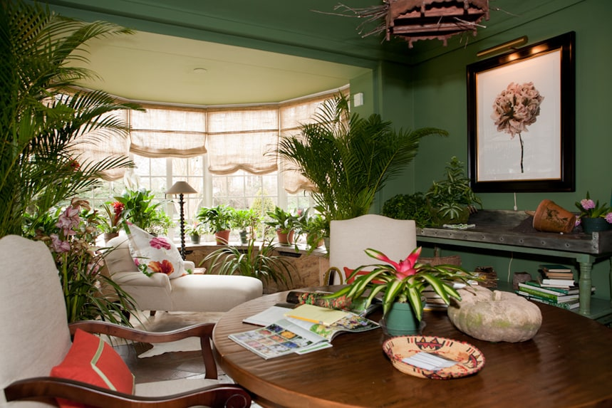 Garden Room Interior Design Ideas Interior Design