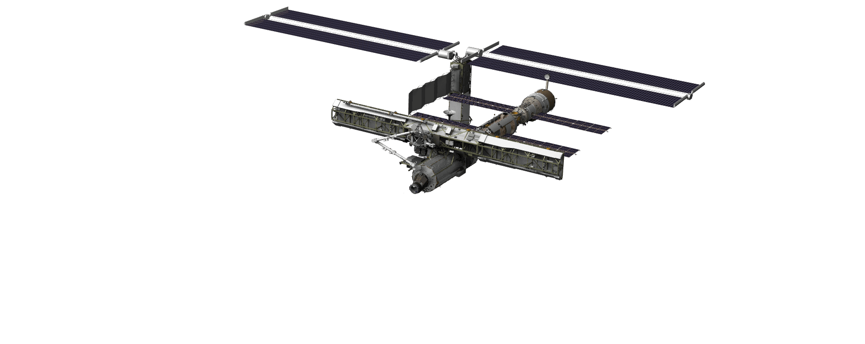 Deconstructing the International Space Station