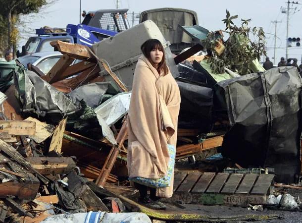 Japon: Séisme, tsunami... 1an après