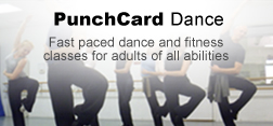 punch card banner