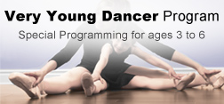 very young dancer program